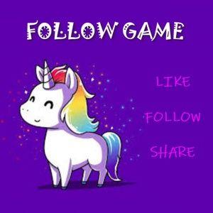 Unicorn Follow Game